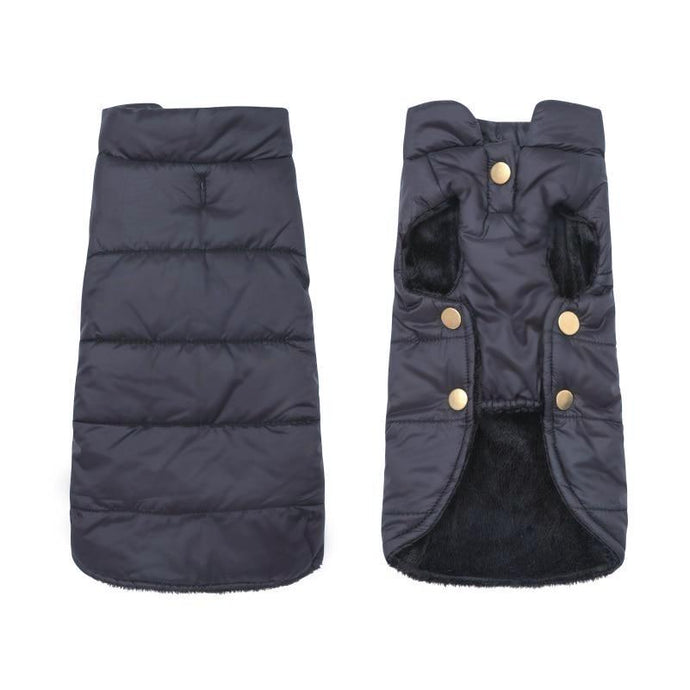 Lightweight Down Dog Vest - Indigo