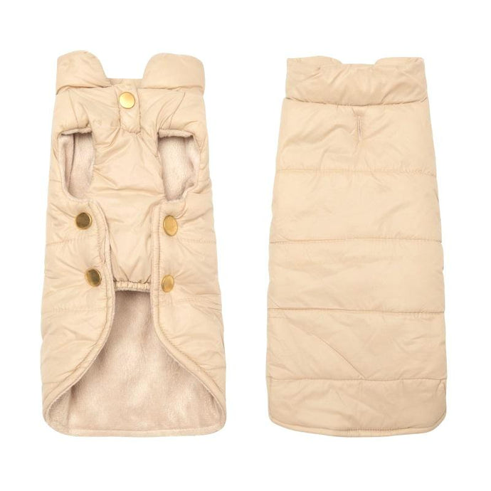 Lightweight Down Dog Vest - Crème