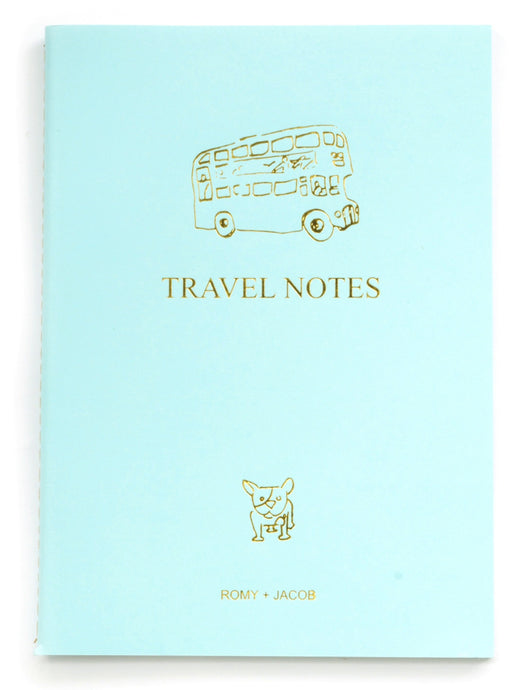 10 Pack Notebook I love to Travel