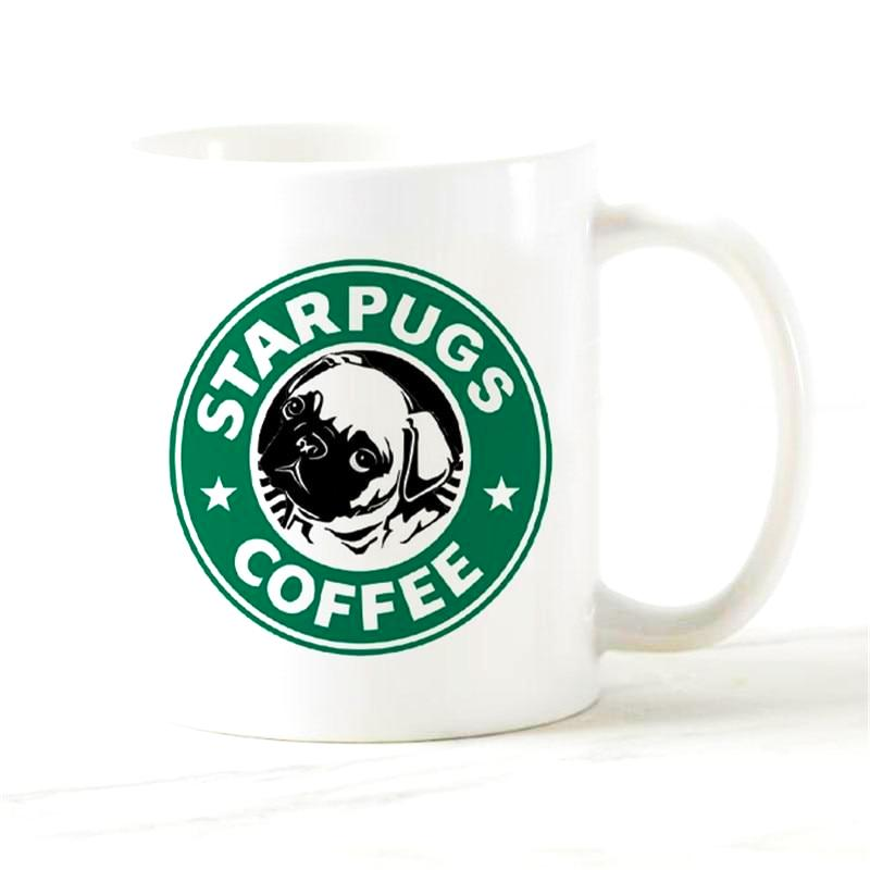 StarPugs Good Size Pet Lover Coffee Mug