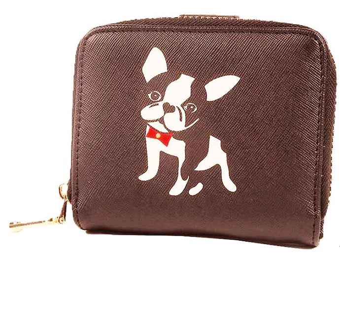 Boston Terrier Lover Coin Purse