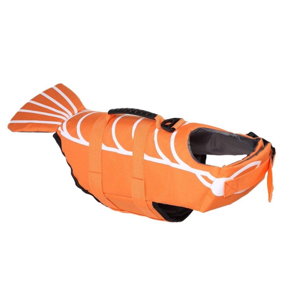 Fishtail Dog Life Jacket