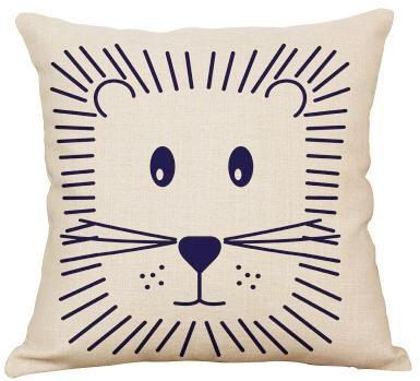 Lion'Around Pillow Sham
