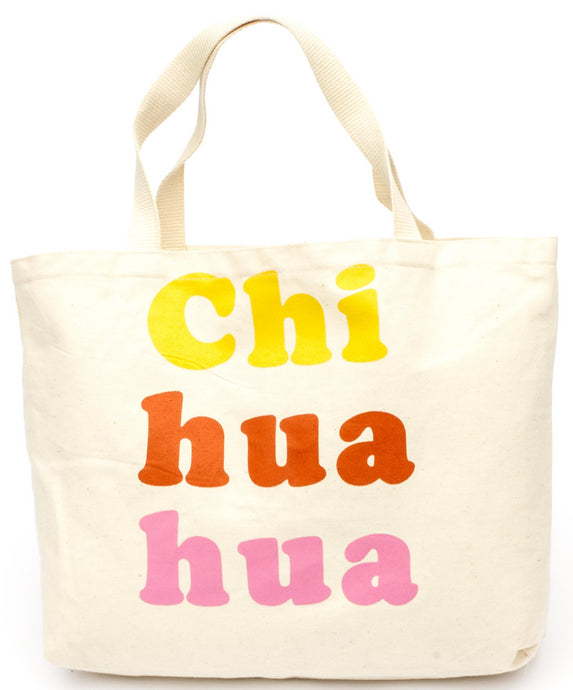 Chihuahua Lover Tote Bag