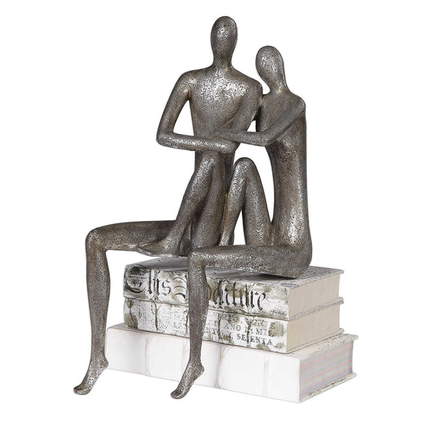 Courtship Figurine