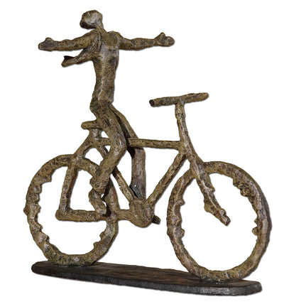 Freedom Rider Figurine