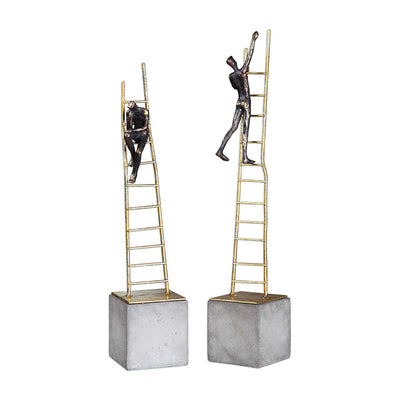 Ladder Climb Figurines S/2