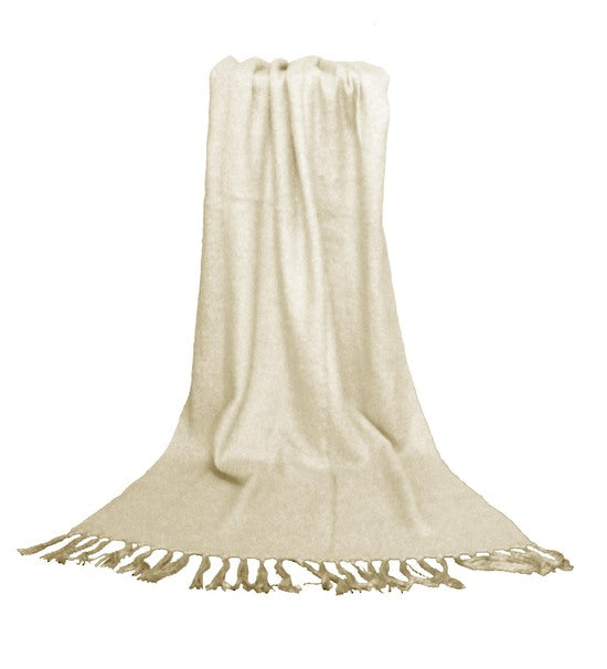 Rhap Natural Throw