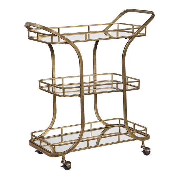 Stassi Serving Trolley