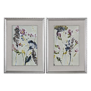 Florals Watercolor Set of 2