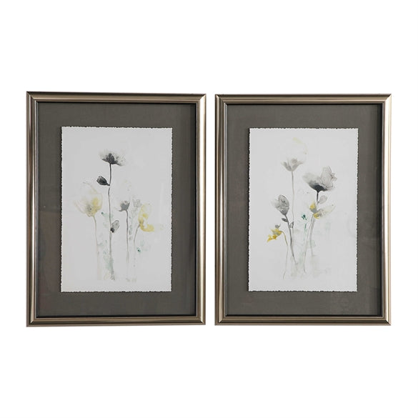 Floral Stems Set of 2