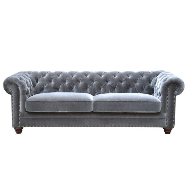 Joshua 3 seater- Light Grey
