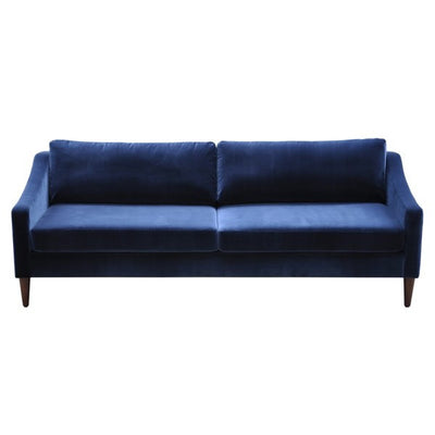 Sammy 3 Seat Sofa in Navy