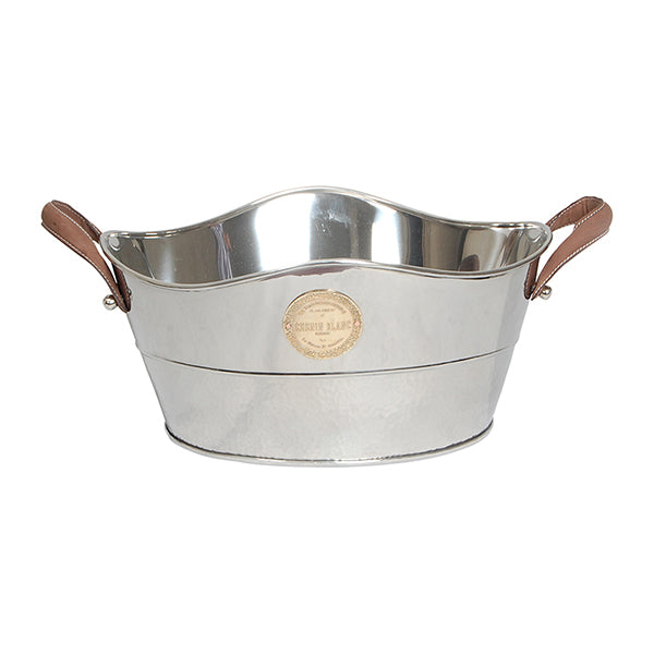 Nickel WIne Tub
