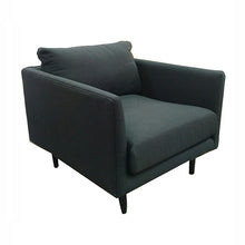 Brooklyn Lounge Chair Charcoal