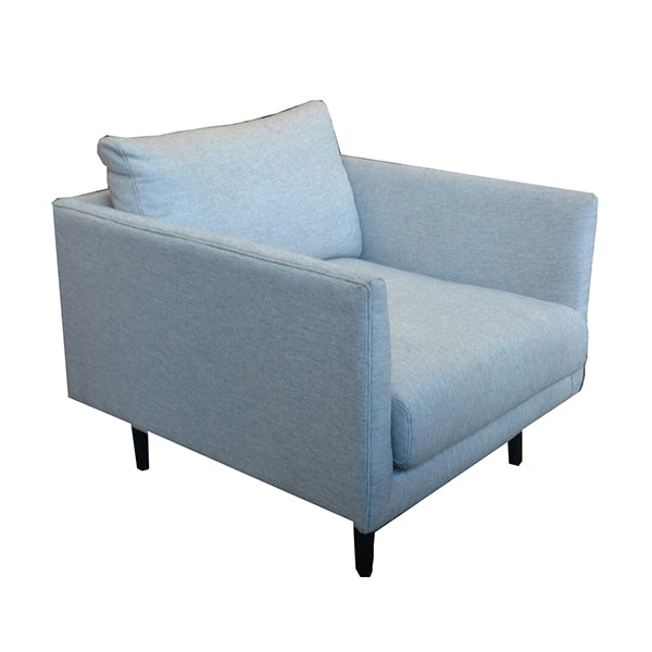 Brooklyn Lounge Chair Grey