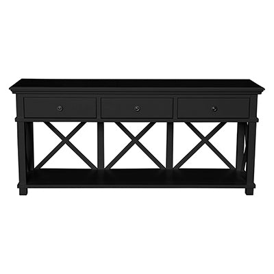 Lipari 3 Drawer Console
