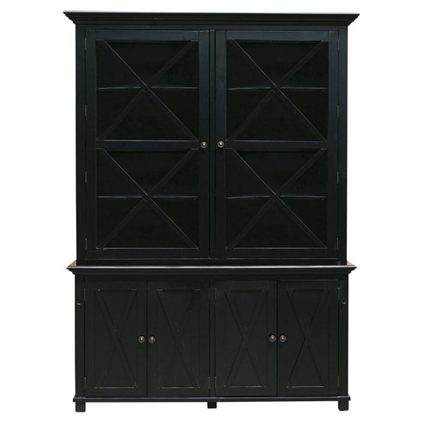 Lipari 2 Door Display Cabinet