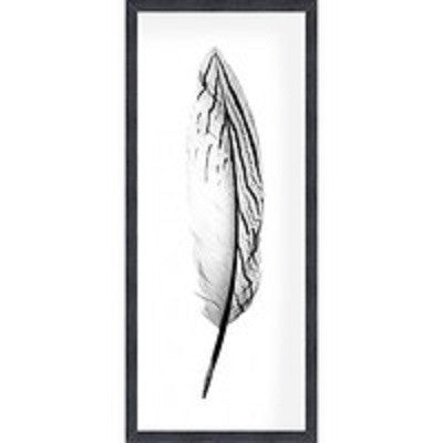 Feather II  44x114cm