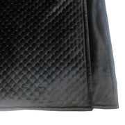 Celino Onyx Quilt Throw