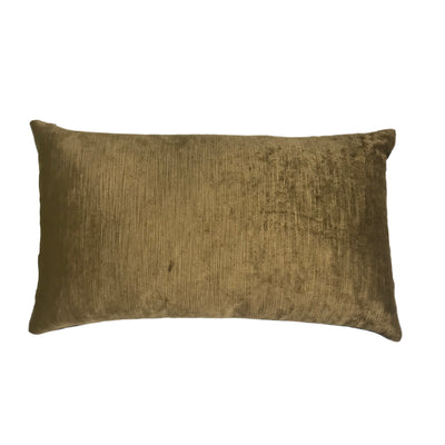 Vintage Gold Cushion Rect