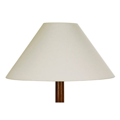 47cm White Empire Shade