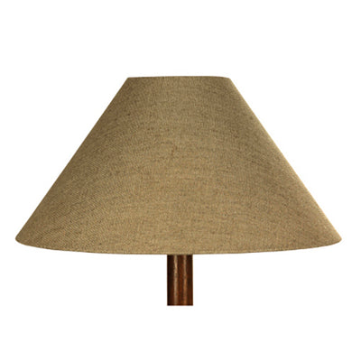 47cm Natural Linen Empire Shade