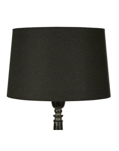 x46cm Black Drum Shade