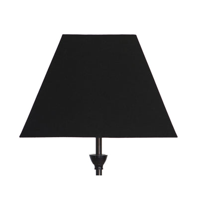 40cm Black Square Shade