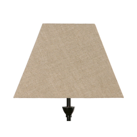 40cm Natural Linen Square Shade
