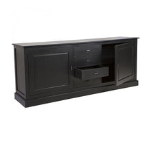 Malval Sideboard- Black