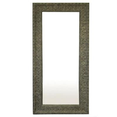Pressed Metal Mirror