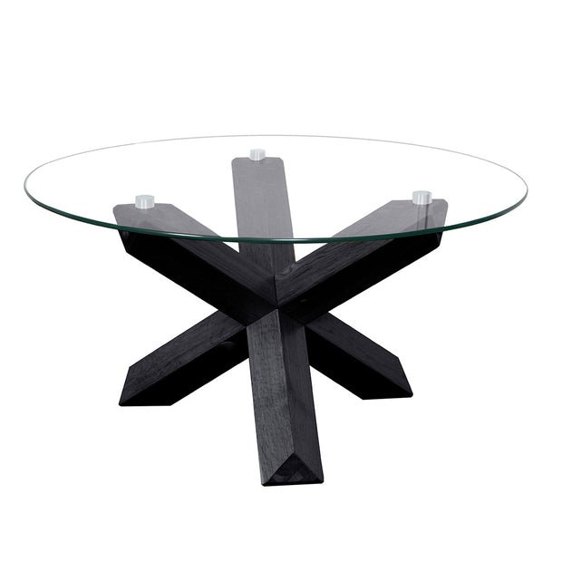 Sala Glass Coffee Table