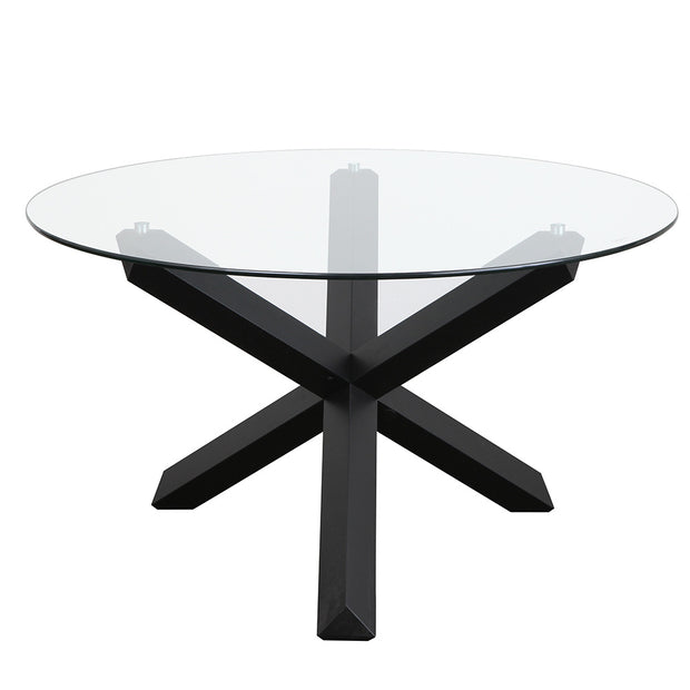 Sala Glass Dining Table