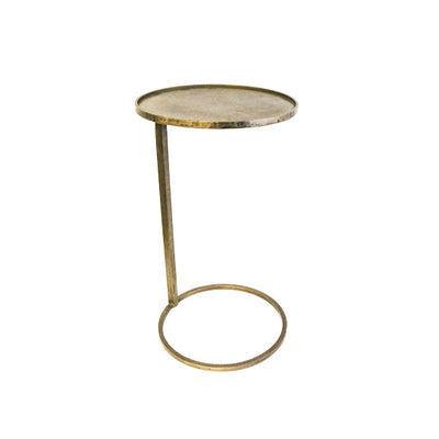 Couch Gold Side Table