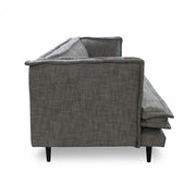 Staten 3 Seat Sofa Grey Tex