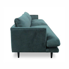Brooklyn 3 Seat Sofa Verde