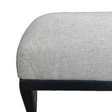 Cambridge Footstool Linen