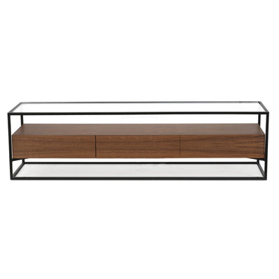 150cm TV Unit Walnut