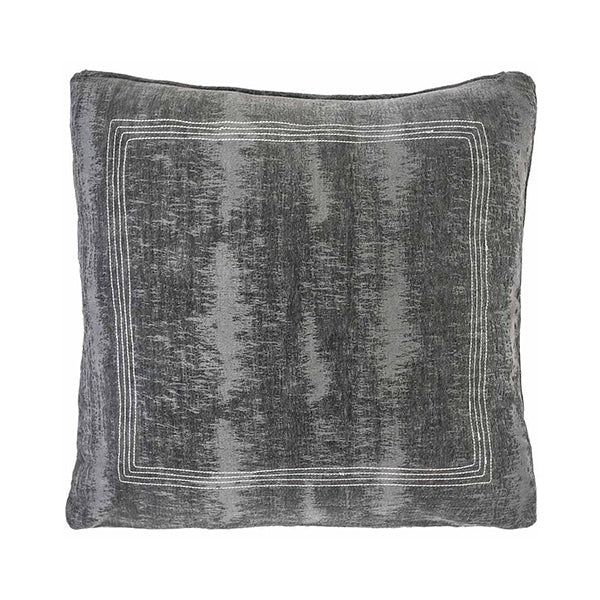 Chenille Slate Cushion