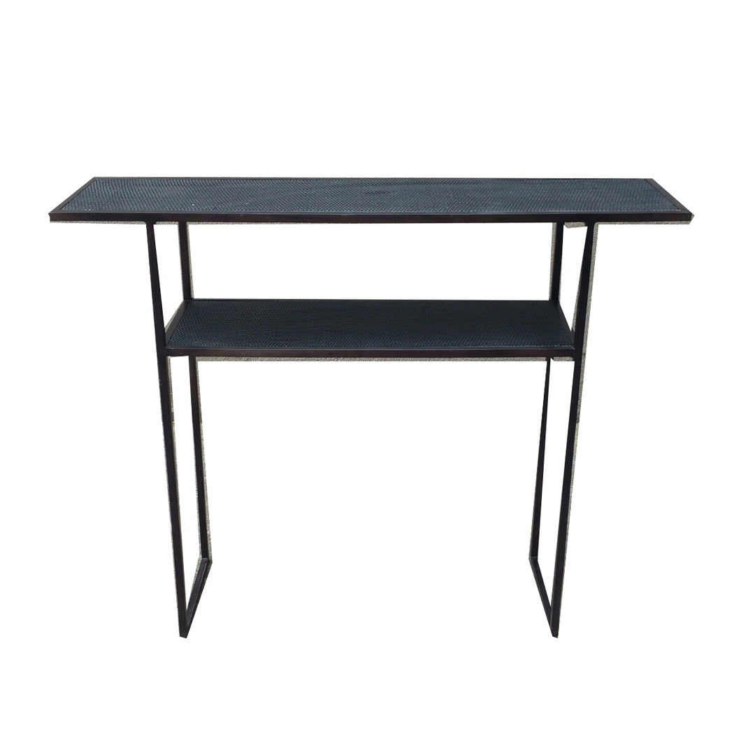 Devon Console Table Black