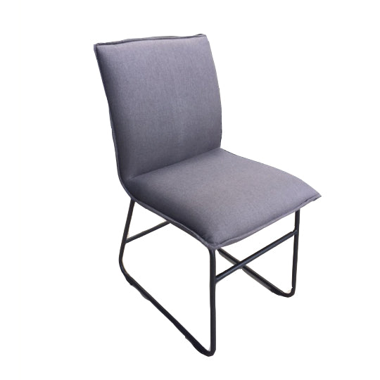 Munich Dining Chair Grey