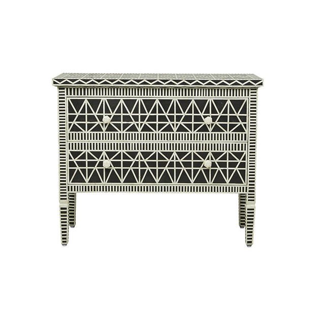 Taj Bone Inlay Dresser
