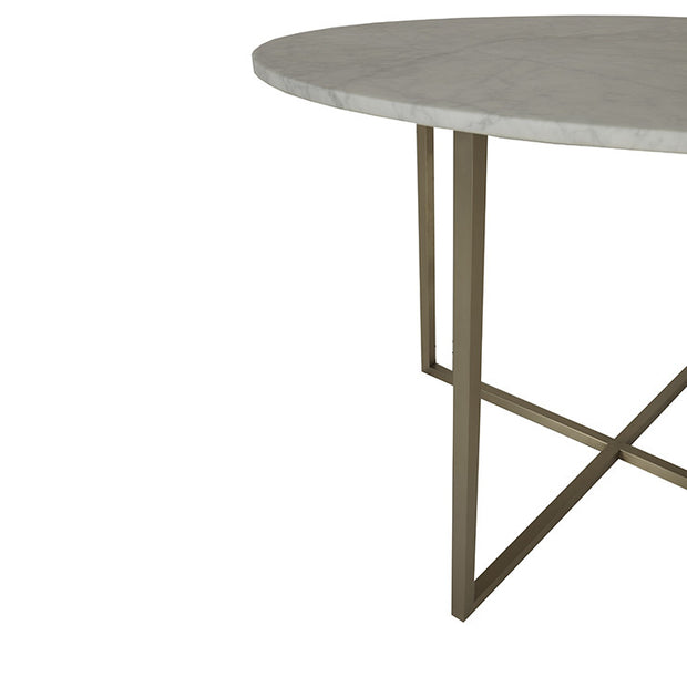 Elle Marble Dining Table