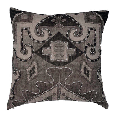 French Celtic Cushion