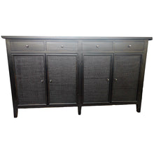 Hastings Sideboard Black