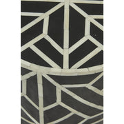 Taj Bone Inlay Side black