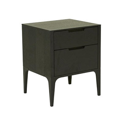 Luca 2 Drawer Bedside Table