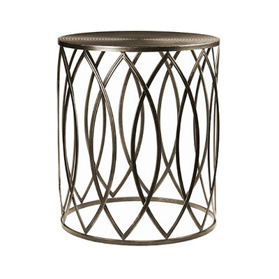 Martini Bronze Side Table