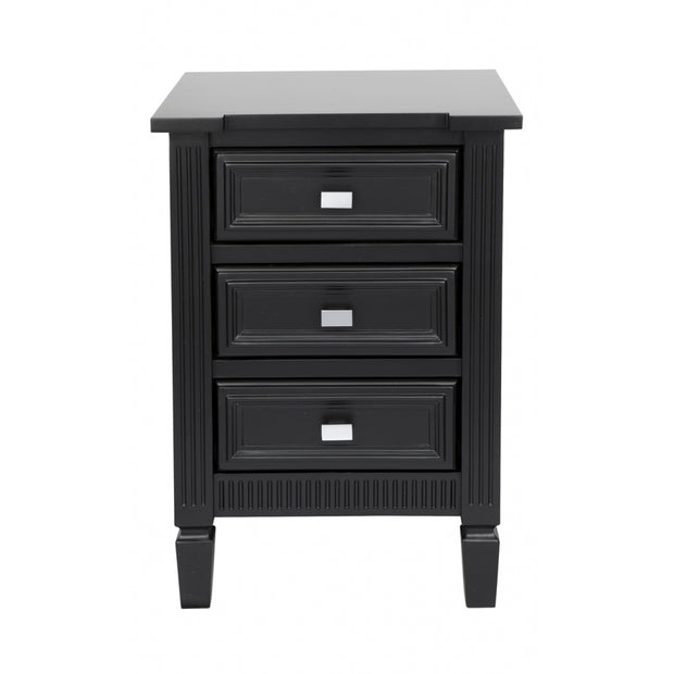 Marseille Chest Black
